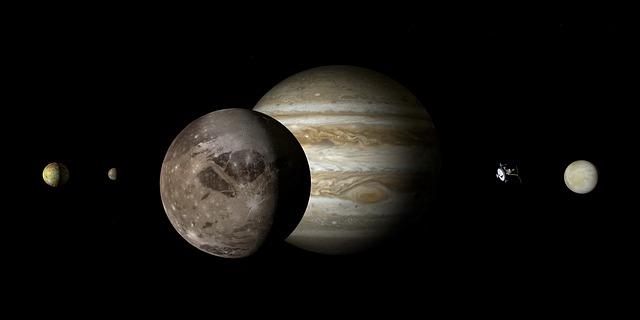 Nová fakta o Jupiteru