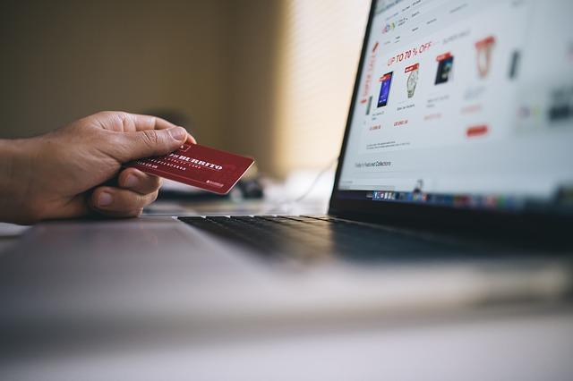 rudá kreditka