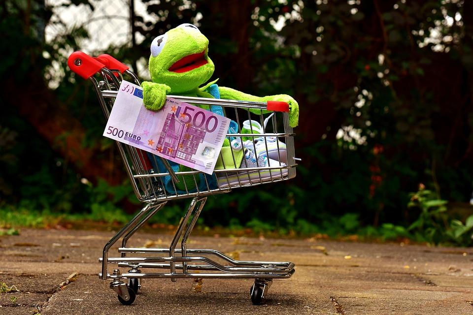 nákupní košík