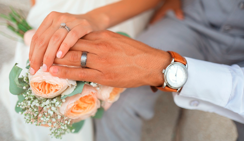 svatba prstýnky